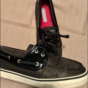 Sperry Top Sider 2-Eye Women's Shoes, SZ 9M
